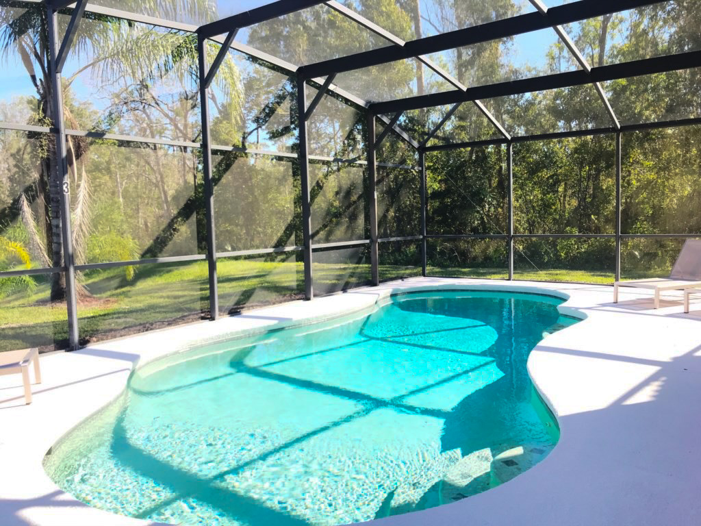 Gorgeous Private Pool that Can Be Heated.