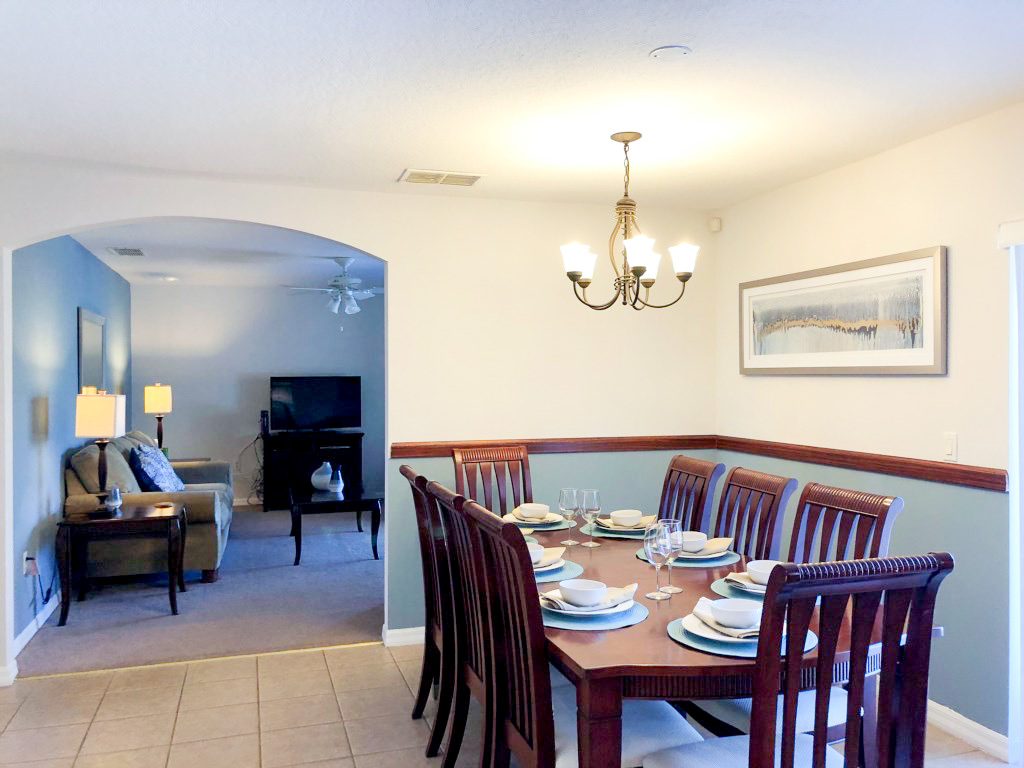 Kitchen Table and Formal Dining