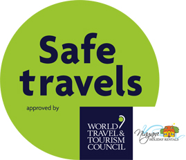 Safe Travels approved by World Travel & Tourism Council