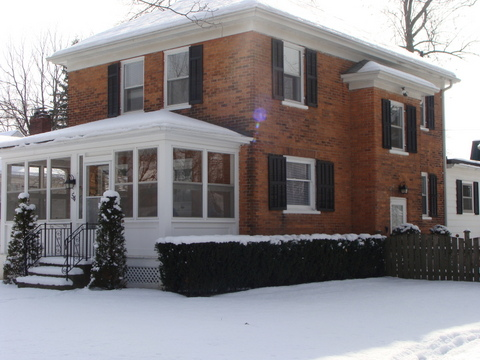 Available all year, come enjoy a winter wonderland in Niagara on the Lake! Abigail House