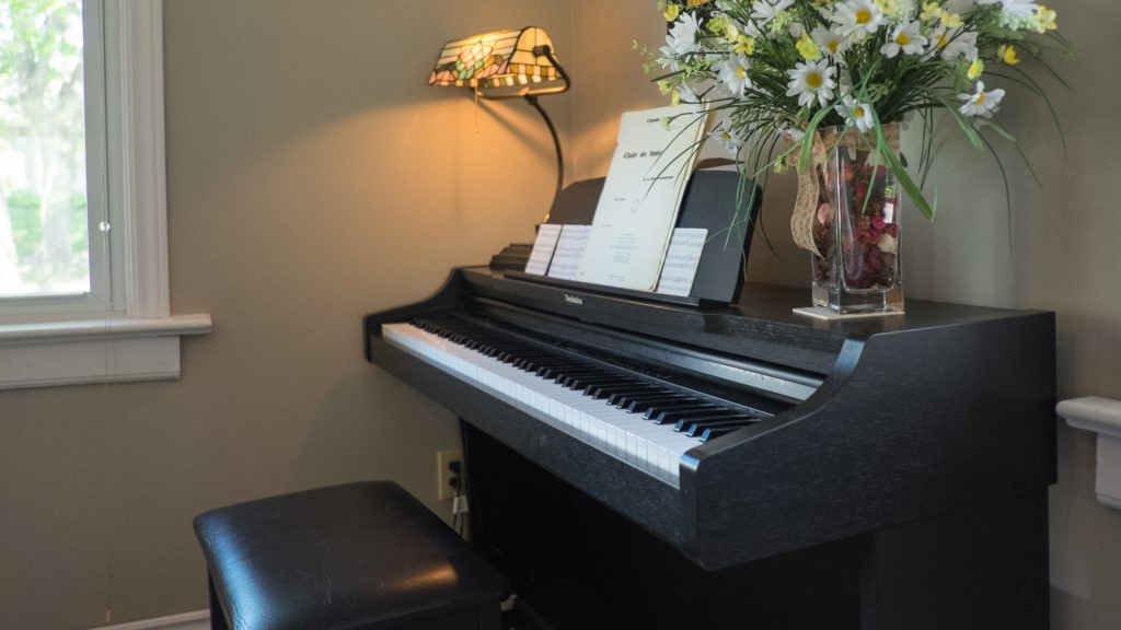 Piano for the muscian in you - Artist's Cottage - Niagara-on-the-Lake