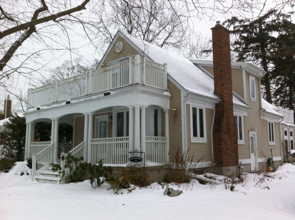 Winter wonderland awaits you! - Governor's Walk - Niagara-on-the-Lake