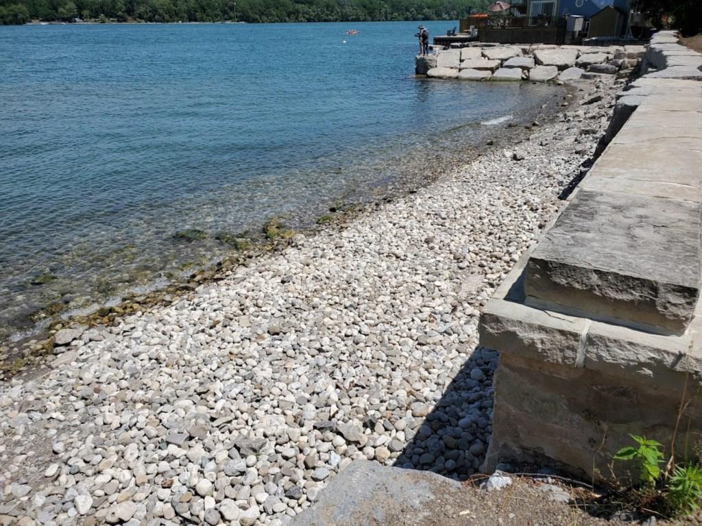 Balls Beach located behind Sanibel North - Niagara-on-the-Lake