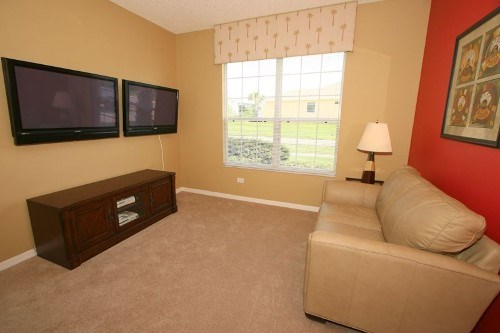 Upstairs TV Room