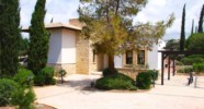 Villa Agapi - Spacious entrance with plenty of parking space. Aphrodite Hills Resort, Cyprus.