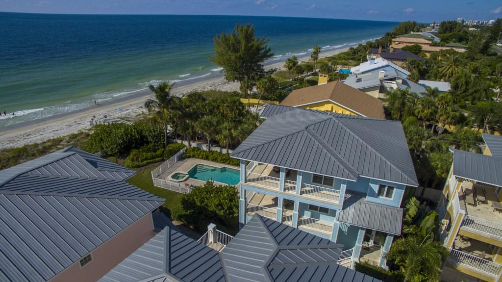 Florida Beachfront Vacation House