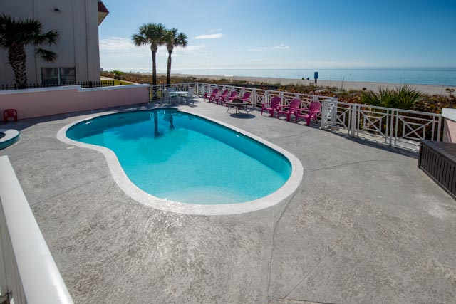Private Pool Vacation Rental in Clearwater