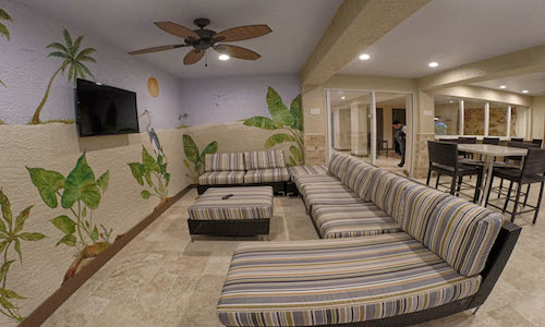 Spacious Living Area