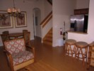 Wooden Floors and Staircase