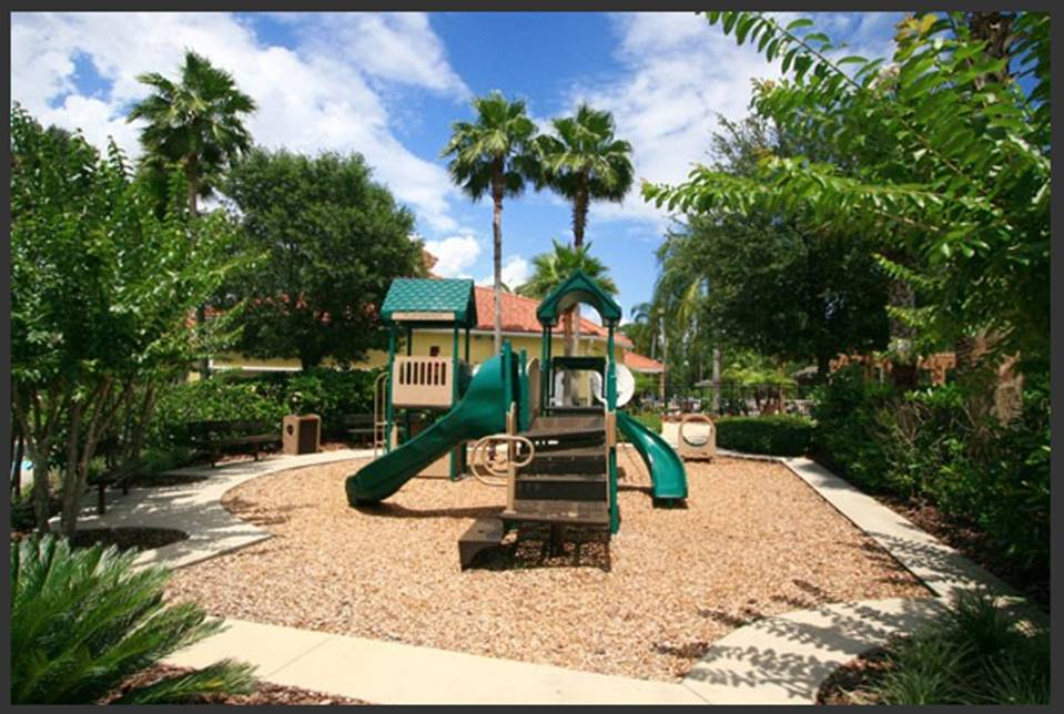 Children Play Area at Clubhouse. Amenities incl exercise room & business center.