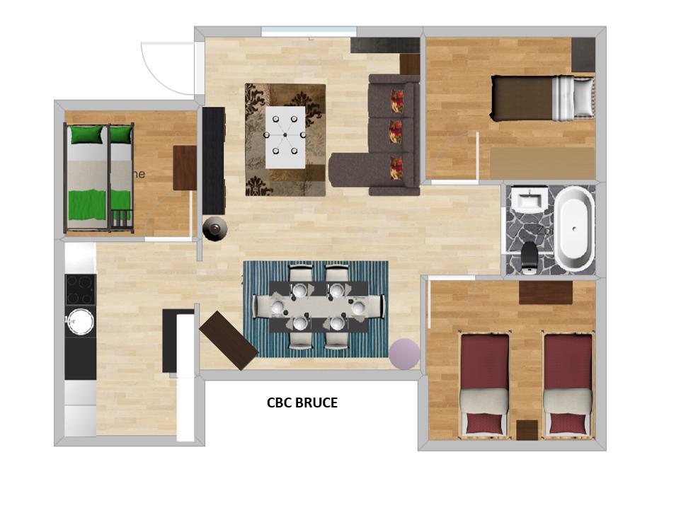 Bruce Floor Plan
