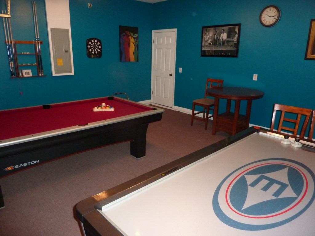 Games Room Garage