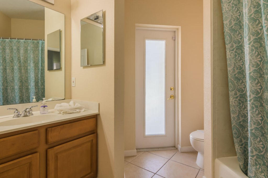 Pineview Highlands Reserve Villa - Bathroom 2