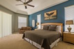 Pineview Highlands Reserve Villa - Master Bedroom w/ King Bed (1)