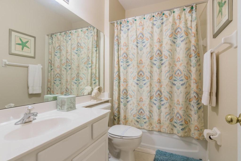 Stephen's Highlands Reserve Villa - Bathroom 2
