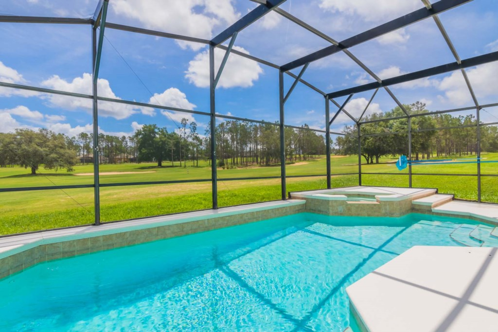 Stephen's Highlands Reserve Villa - Pool & Spa w/ Golf Course View (2)