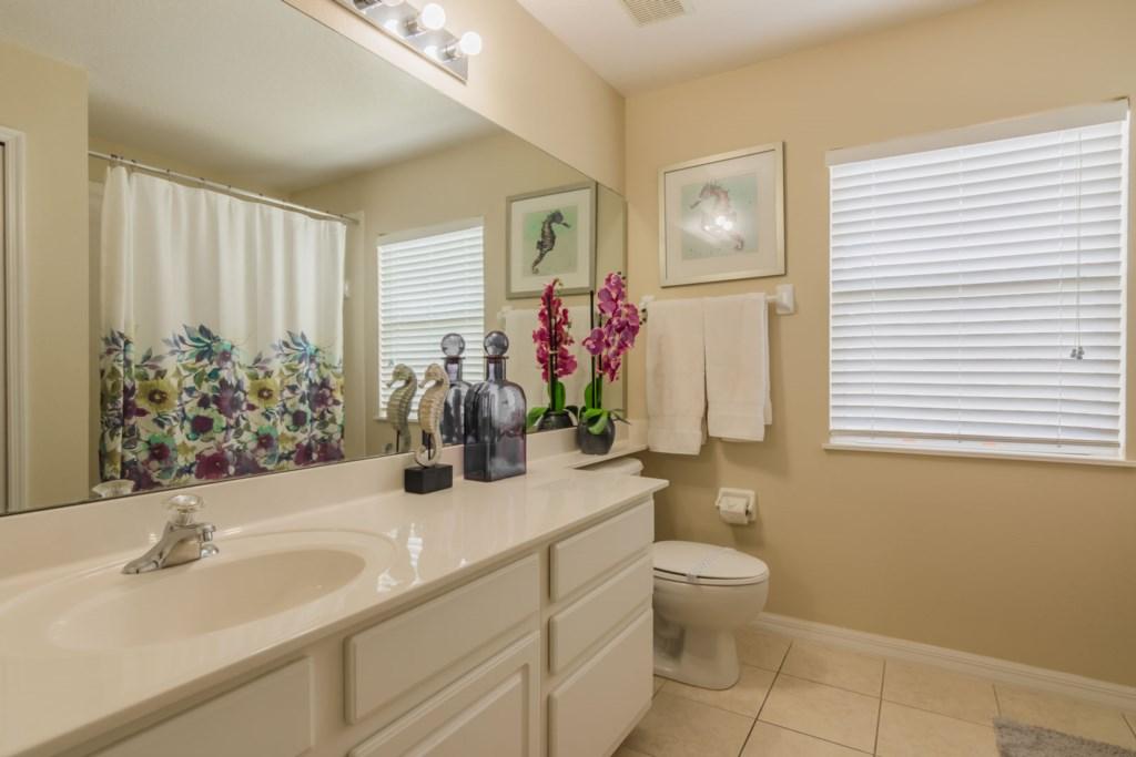 Stephen's Highlands Reserve Villa - Bathroom 3