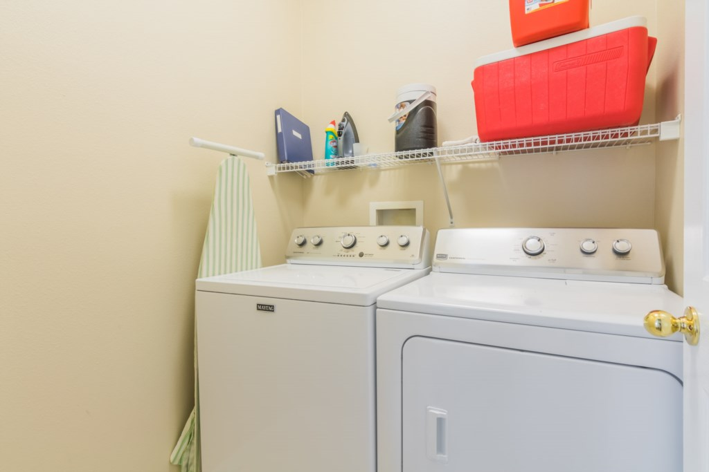 Stephen's Highlands Reserve Villa - Laundry Room