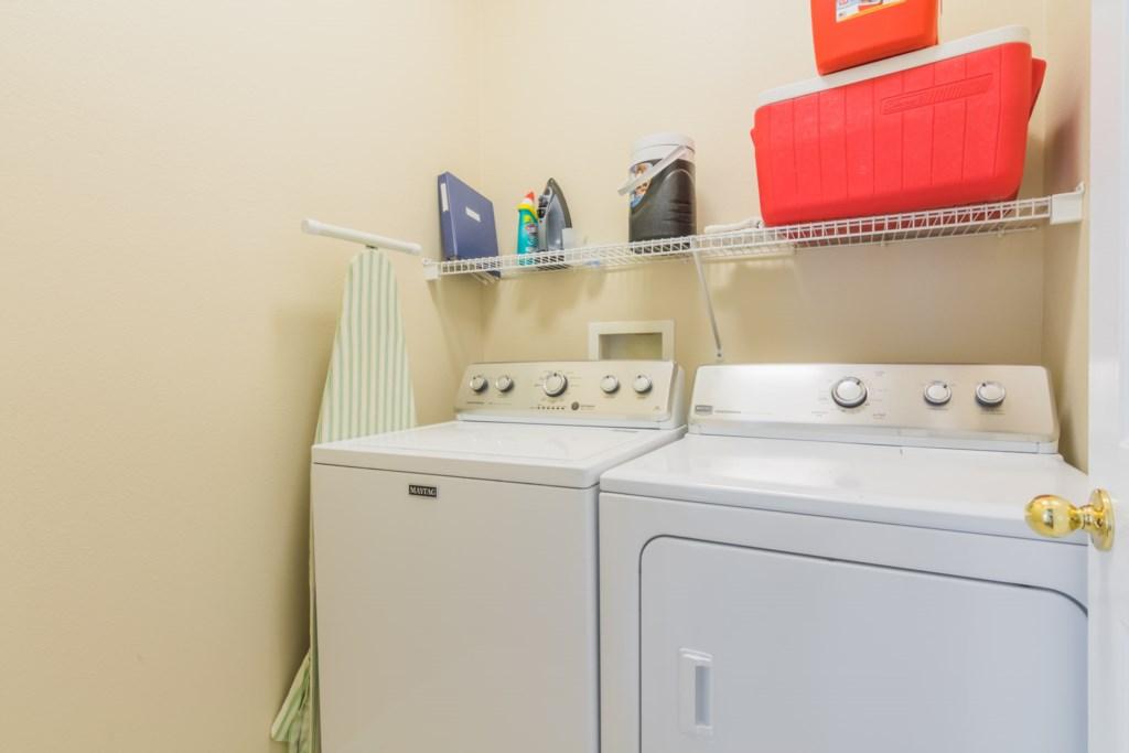 Stephen's Highlands Reserve Villa - Laundry Room