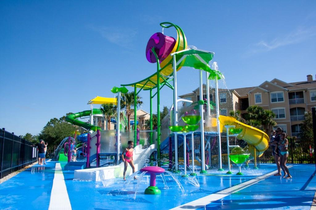 Windsor Hills Resort - Children's Splash Park (2)