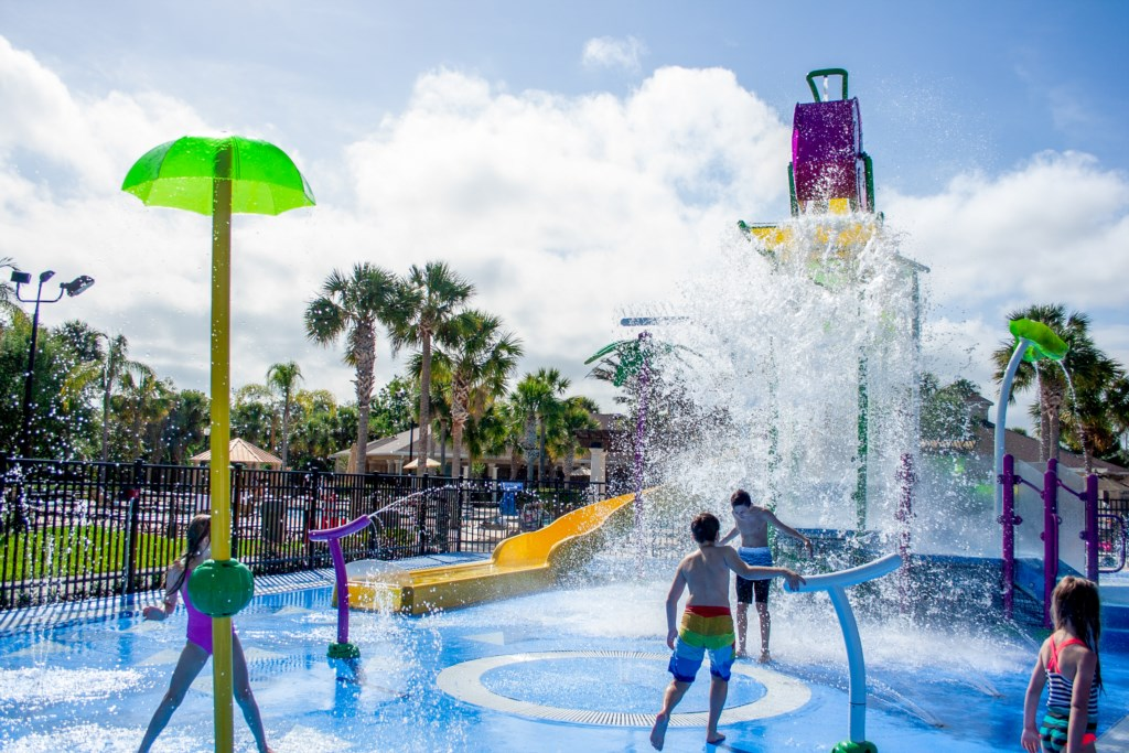 Windsor Hills Resort - Children's Splash Park (3)
