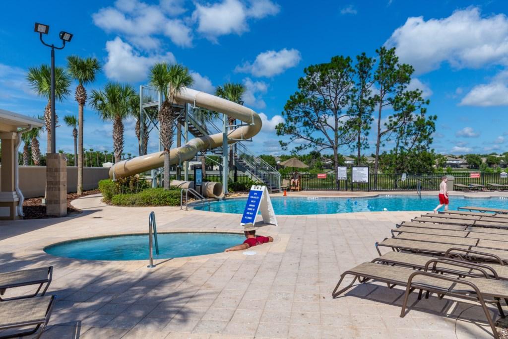 Windsor Hills Resort - Community Pool & Spa w/ Water Slide