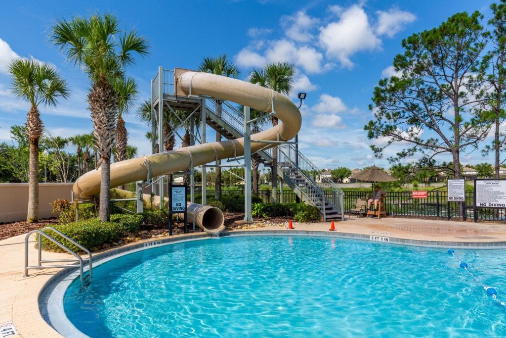 Windsor Hills Resort - Community Pool w/ Water Slide