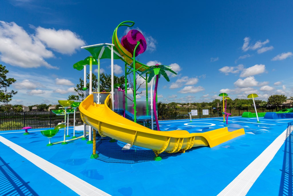 Windsor Hills Resort - Children's Splash Park (1)