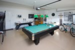 Games Room - Pool Table