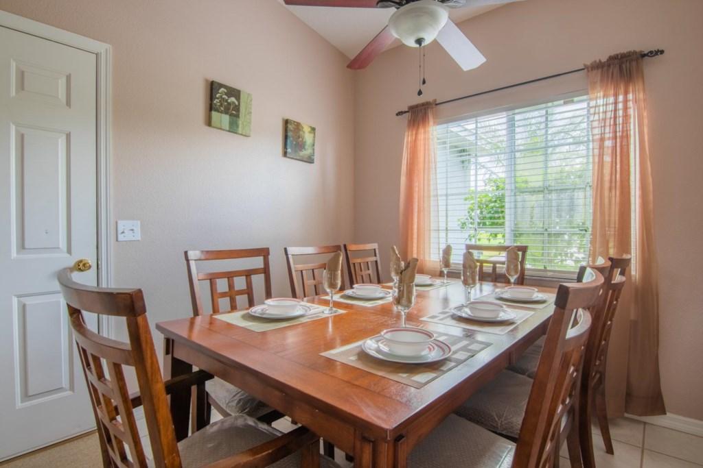 Heavenly Venture - Dining Room
