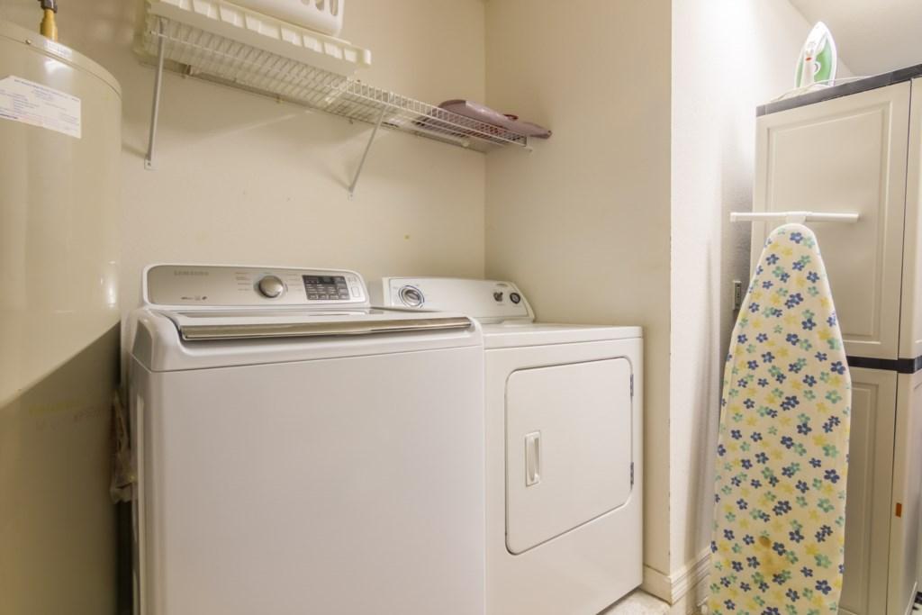 Heavenly Venture - Laundry Room