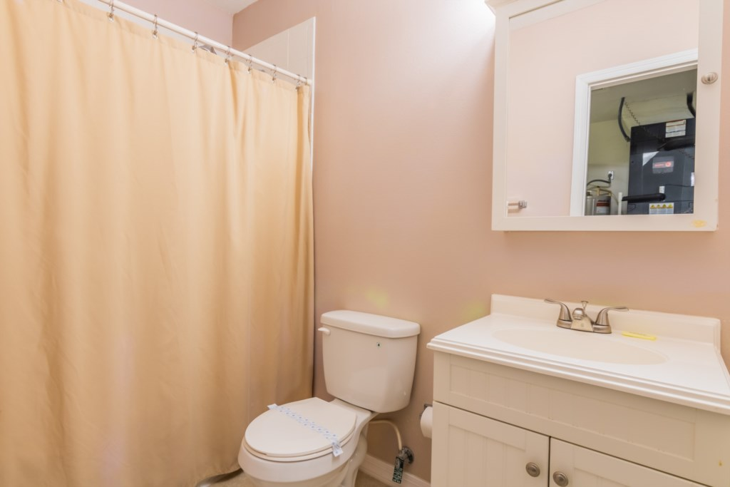 Heavenly Venture - Bathroom 3