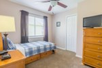 Heavenly Venture - Bedroom 3 w/ 1 Twin Bed & 1 Rollaway Bed in Closet (1)