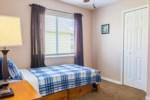Heavenly Venture - Bedroom 3 w/ 1 Twin Bed & 1 Rollaway Bed in Closet (2)