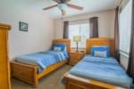 Heavenly Venture - Bedroom 4 w/ Two Twin Beds (2)