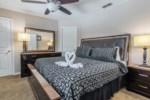 Heavenly Venture - Master Bedroom w/ King Bed (1)