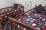 2nd Bedroom - 4 Twin Beds