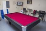 Games Room - Ping Pong & Pool Table