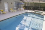 Pool Area W/Table & Chairs