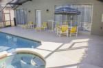 Pool Area W/Hot Tub