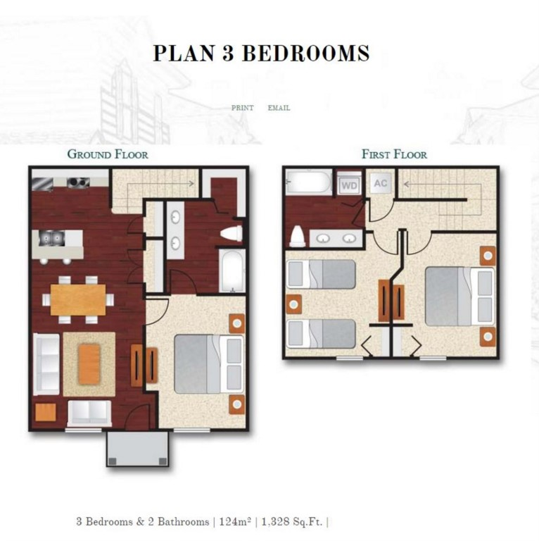 25Floorplan3BedroomLucaya