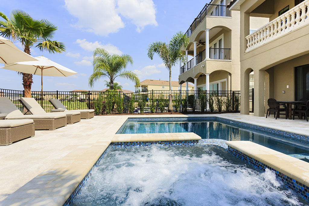 Family Themed 5 Bedroom Vacation Home Reunion Resort In Kissimmee