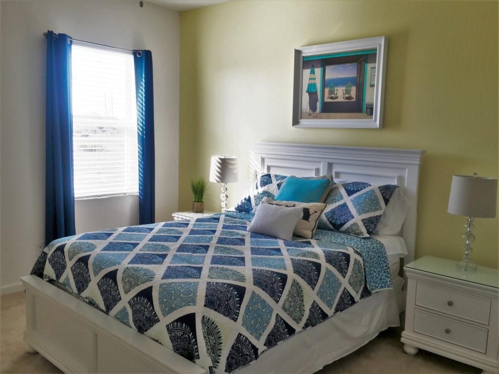 6th Bedroom, Second Floor - Private En-Suite Bedroom