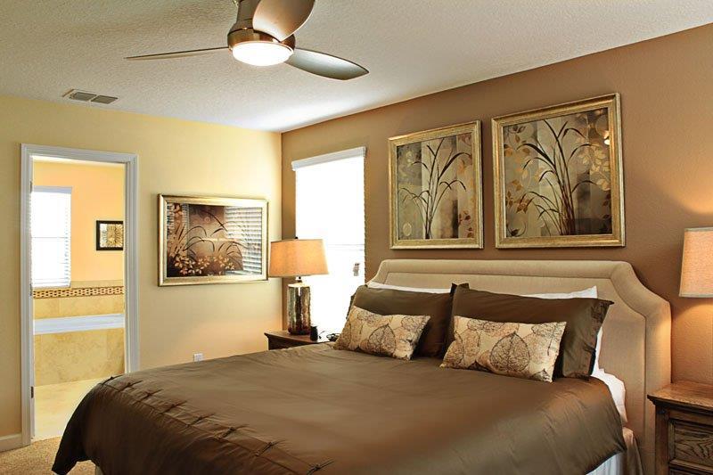 Main master suite