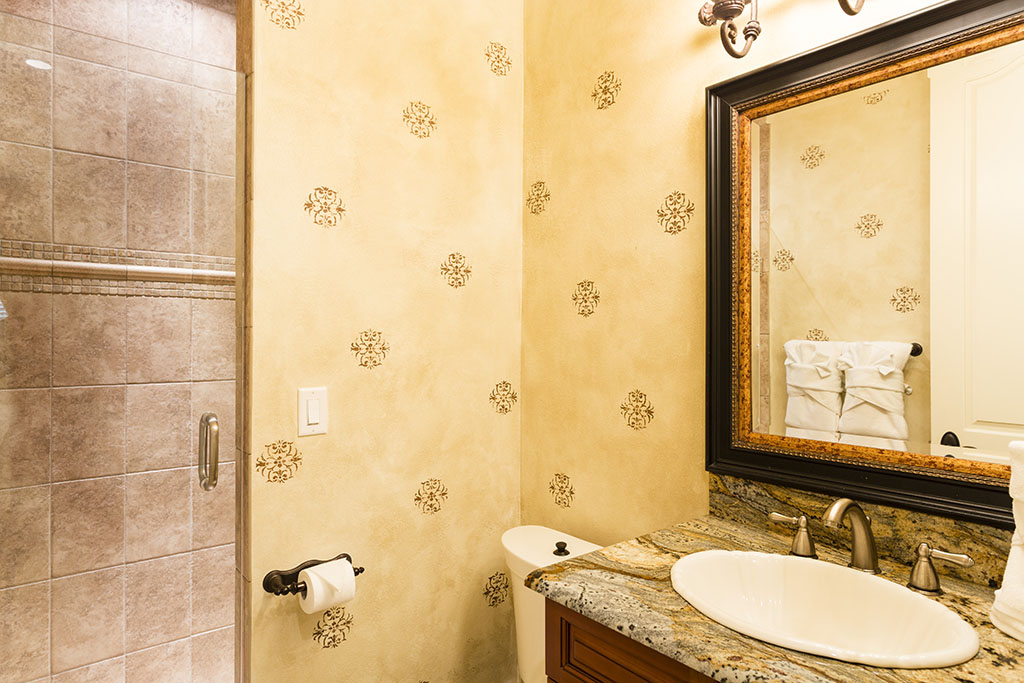 Guest Suite Bathroom