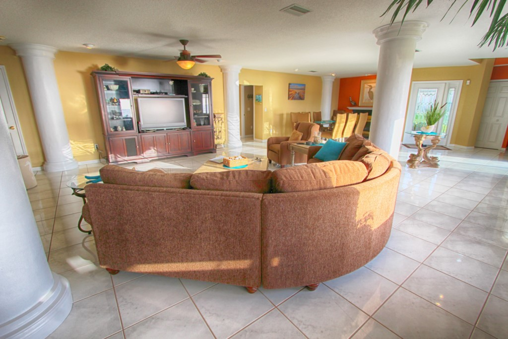 Florida Beach Vacation Rental Villa
