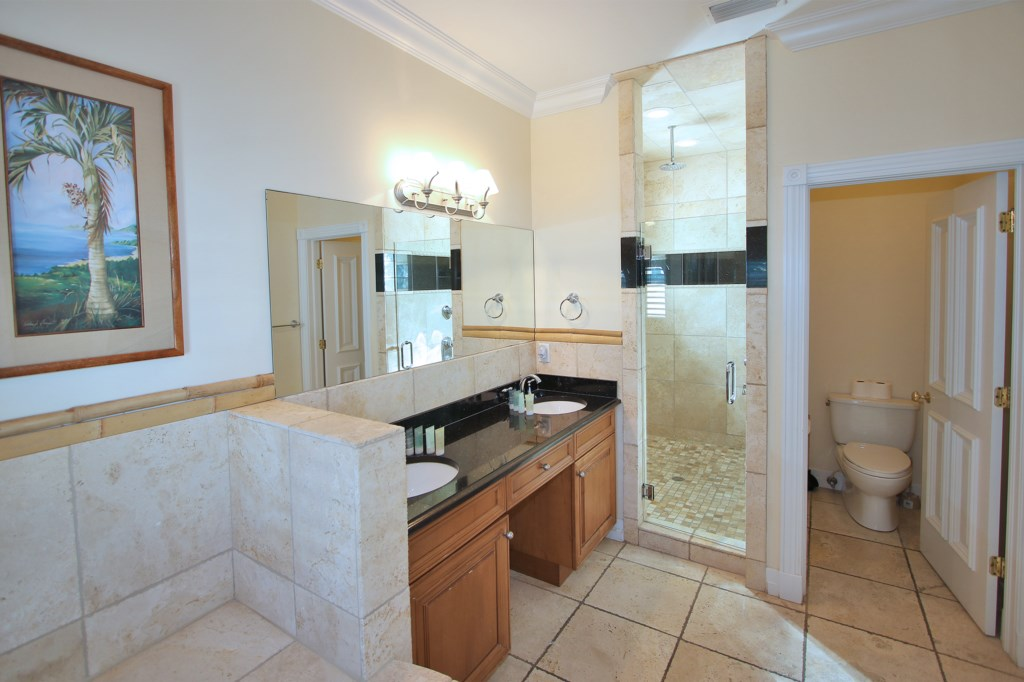 Second Master Bathroom - Third Floor