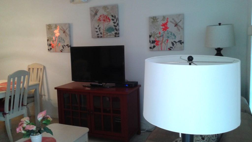 Livingroom TV