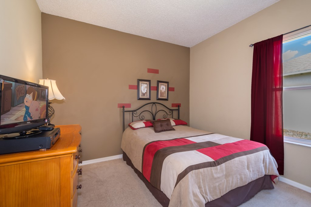Second Master Suite - Queen Size