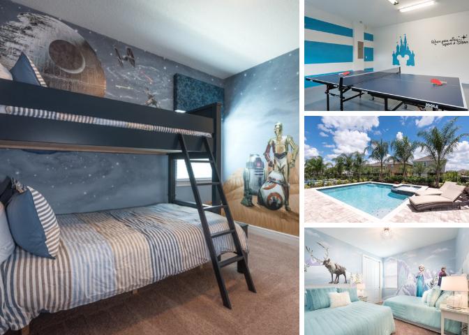 EC020 - 6 Bedroom Pool Home at Encore Resort
